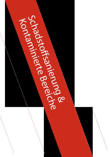 Schadstoffsanierung und kontaminierte Bereiche